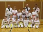 Karatekids Gürtelprüfungen