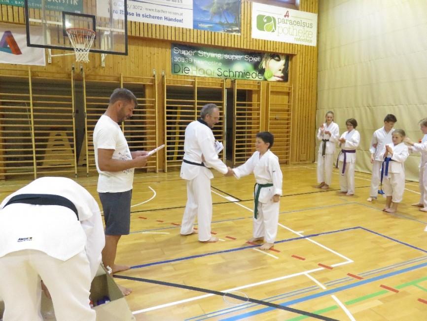 karate 180
