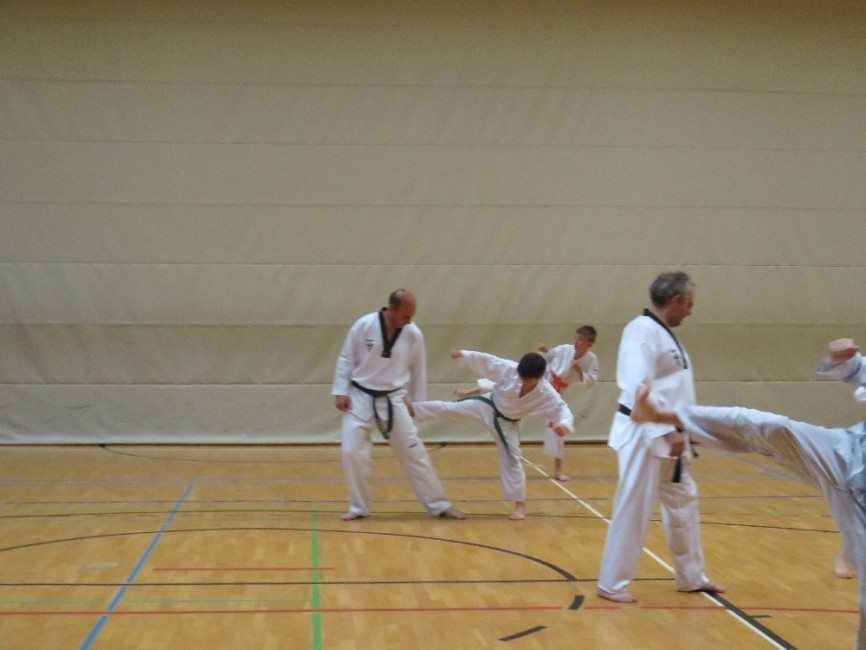 karate 98